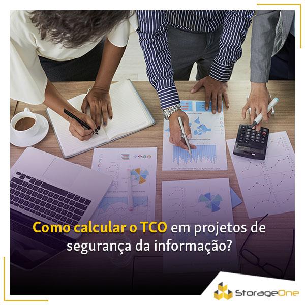 Como calcular o TCO em projetos de segurança da informação?