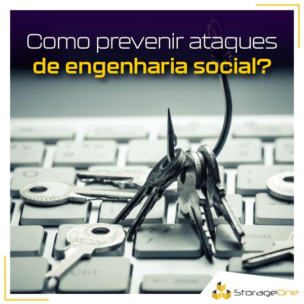 Ataques de engenharia social: Como seus colaboradores podem preveni-los?